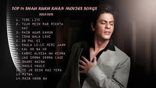 Superhit Shah Rukh Khan Movies Songs - Heart Touching Songs - Bollywood Songs - Hindi Songs