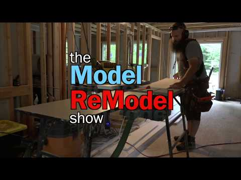 The Model ReModel Show: Finishing Up the Outside (and tidying the rough stuff inside)