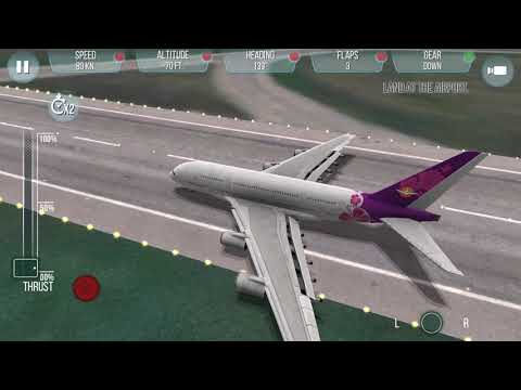 Take Off - The Flight Simulator #6 Jet Freighter Airplanes  - Gameplay