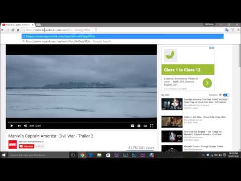 How To Download YouTube Videos To Your Computer Without Any Software