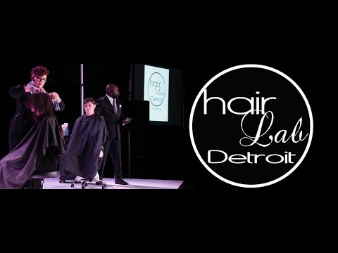 Curly Hair Cutting Classes from #Hairlabdetroittheacademy