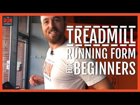 Treadmill Running Form For Beginners