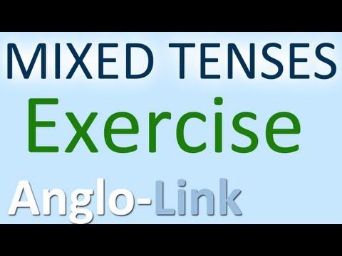 English Tenses Exercise - Grammar Practice