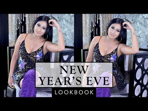 NEW YEAR'S EVE LOOKBOOK   Sonal Maherali