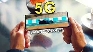Top Upcoming 5G Smartphones In India 2020 | iQOO 3 | Realme X50 5G | Samsung S20 Ultra | Mi 10 Pro