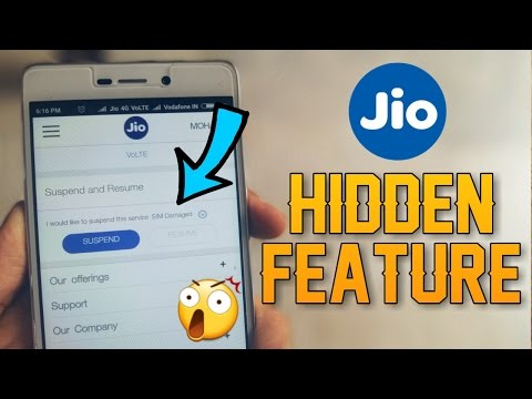 Hidden Feature of your JIO SIM You Did Not Know!