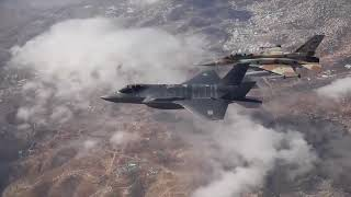 BREAKING NEWS - ISRAEL STRIKES IRANIAN TARGETS IN SYRIA, IAF F-16 CRASHES - Feb. 10, 2018