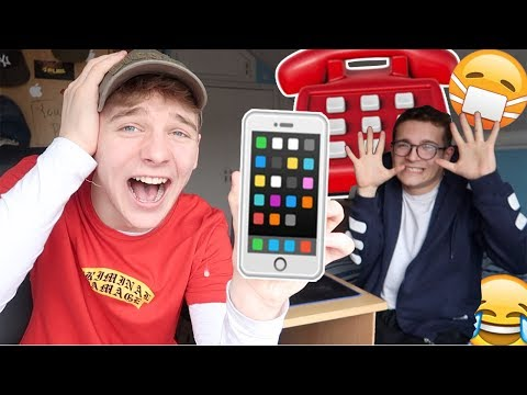 CALLING IN SICK TO PLACES WE DON'T WORK AT! *EPIC PRANK*