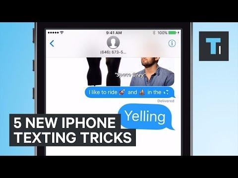 5 new iPhone texting tricks