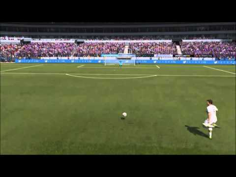 FIFA 16 - OMG!! Keeper Nutmegs a player from 50 YARDS!!!