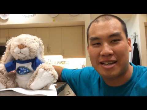 Leroy The Rabbit's Adventure at Kiwanis with Eugene