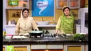 Chicken Do Pyaza And Panchmel by Chef Samina   Zaiqa
