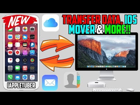 How to Transfer Files, Data, Manage Music, Photos, Save iOS Backups and more with One Click!