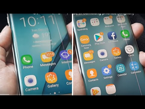 HOW TO FIX SAMSUNG GALAXY BIG ICONS! ( A SMALL THANKS WOULD MAKE MY DAY)!