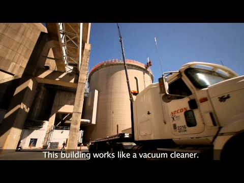 Safety systems at Canada's Pickering nuclear plant