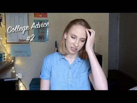 Dealing with Rejection   College Advice #2