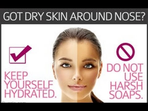 Causes of Dry Skin Around the Nose and Great Ways to Fix It