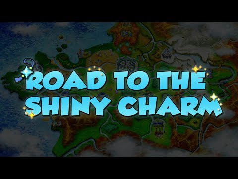 Road to the Shiny Charm Livestream