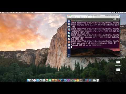 How to install OpenSSH server on Ubuntu Desktop 14.04.4 sub-release