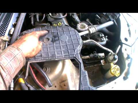 Chrysler Sebring Timing Belt Replacement On 2.0 16v Engine DIY