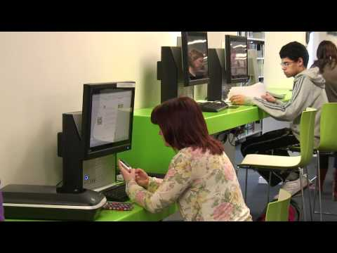 A guide to Cardiff University's Library Services