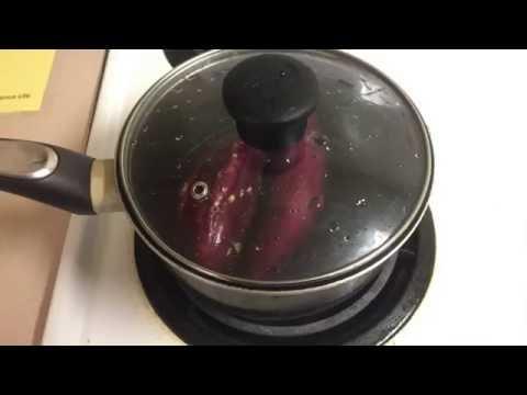 How to cook sweet potato 고구마 삶기
