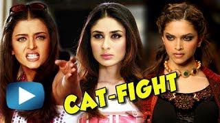Katrina, Deepika, Aishwarya, Kareena : Bollywood Catfights