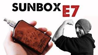 SUNBOX E7 w/ GRAAL Review
