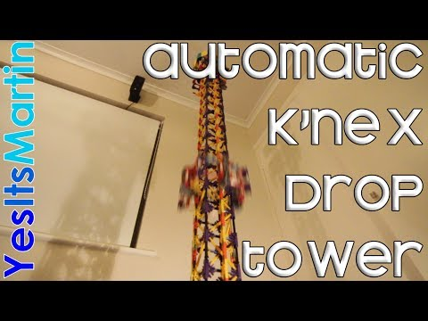 K'nex | Automatic Drop Tower