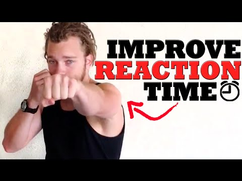 How to Increase Reaction Time in Boxing | Improve Your Reflexes