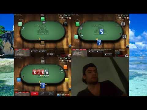 Poker Coaching: No Limit Hold'em 10c/20c! 1/2