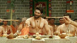 #DJMalayalamMovie L Pooja's Father Gives Qutation To Kill Jagannadhan L Mazhavil Manorama