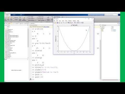 Matlab - plotting title and labels, plotting line properties  formatting options
