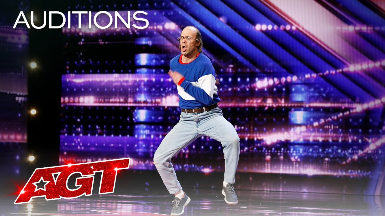 Keith Apicary Surprises America With Unforgettable Dance Moves - America's Got Talent 2021