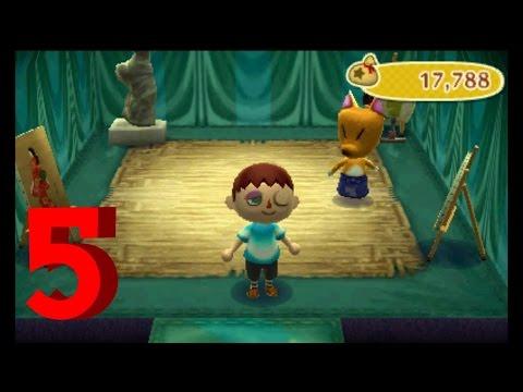 Animal Crossing New Leaf: 365 - Redd's Shop (Day 5)