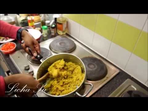 How To Make Egusi Soup (Healthy)