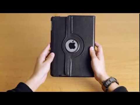 iPad Air 360 Rotating Portfolio Case