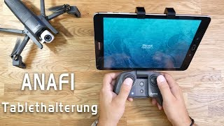 Tablet Adapter for Parrot Anafi by Dirty J Designs Videos