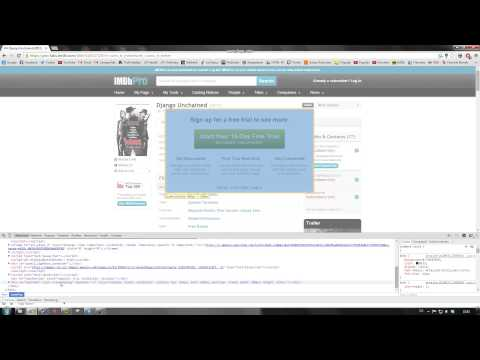 Remove unwanted elements of a website (Google Chrome)