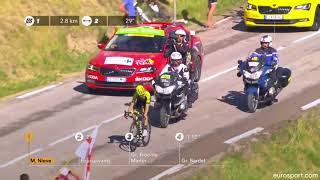 Tour de France 2018 Stage 11  Final Kilometers