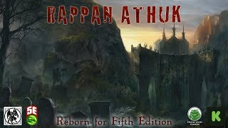 Rappan Athuk For Fifth Edition