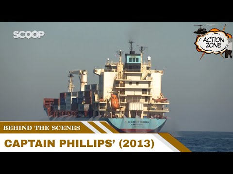What you didn't know about Captain Phillips | Behind the scenes 2018