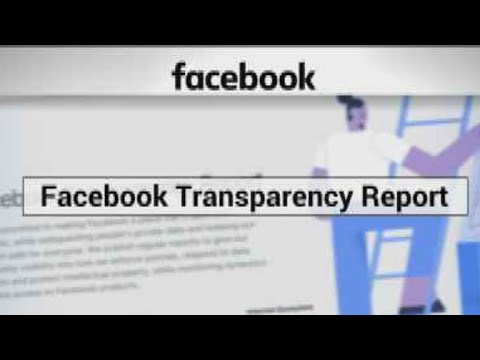 Facebook releases report on millions of accounts it removed