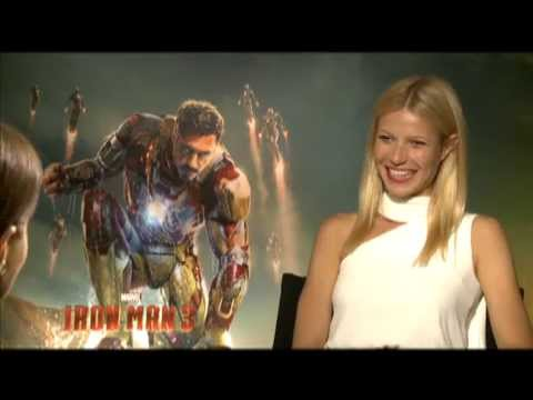 🍭  Gwyneth Paltrow speaking perfect spanish!