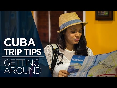 Cuba Trip Tips Ep. 4 | Getting Around | Made to Order | Chef Zee Cooks