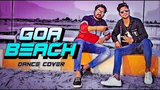Goa Beach Outdoor Dance Cover | by Roxx keshav sir & Maxx Shivam | presented by Roxx club faridpur
