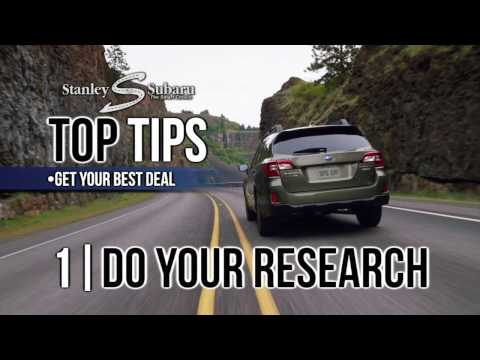 How to get the best deal on buying a new car