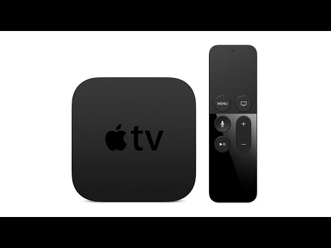 New Apple TV With Motion Sensor Remote