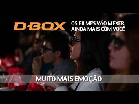 Cinemark - D-Box