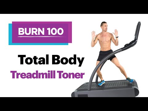 Total Body Treadmill Workout – 10 Minutes At-Home Routine